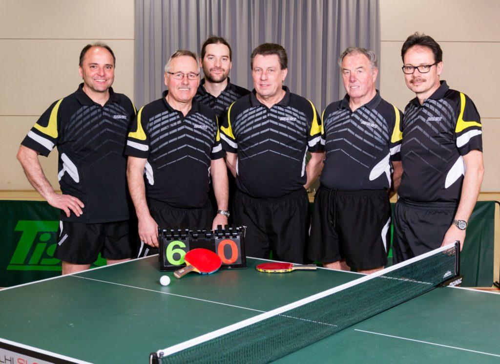 2. Herrenmannschaft – Kreisliga A Gruppe 2