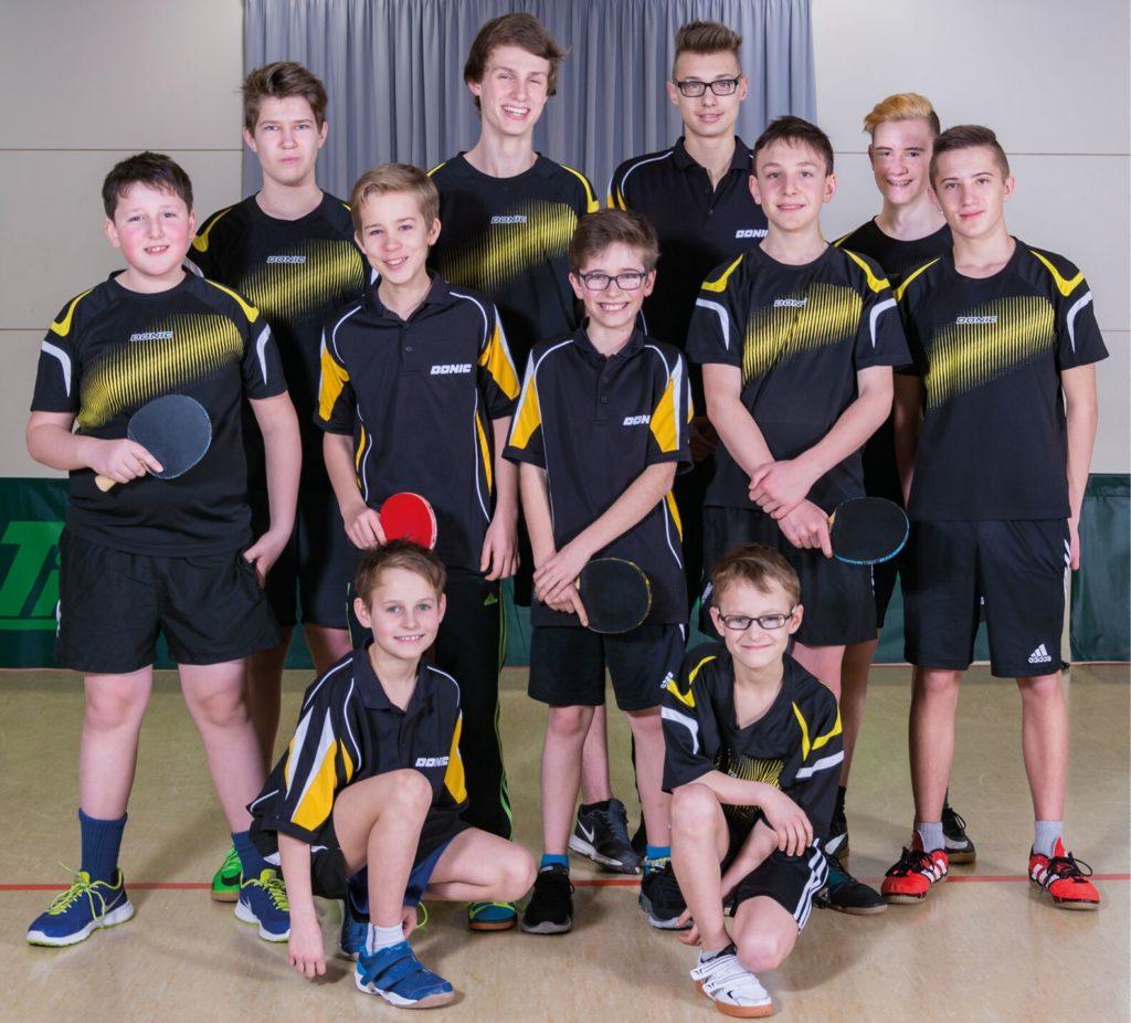 Jugendmannschaft U18 – Kreisliga A Ost
