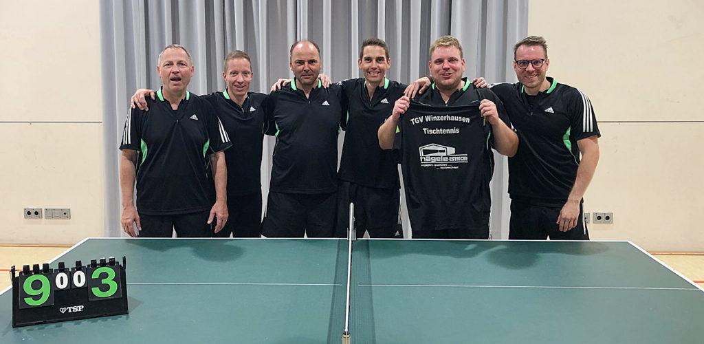 1. Herrenmannschaft – Bezirksliga Gruppe 1